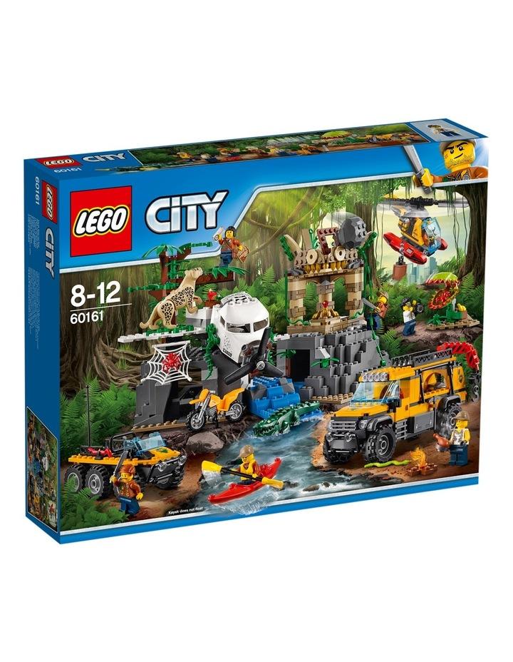 City Jungle Exploration Site 60161 image 1