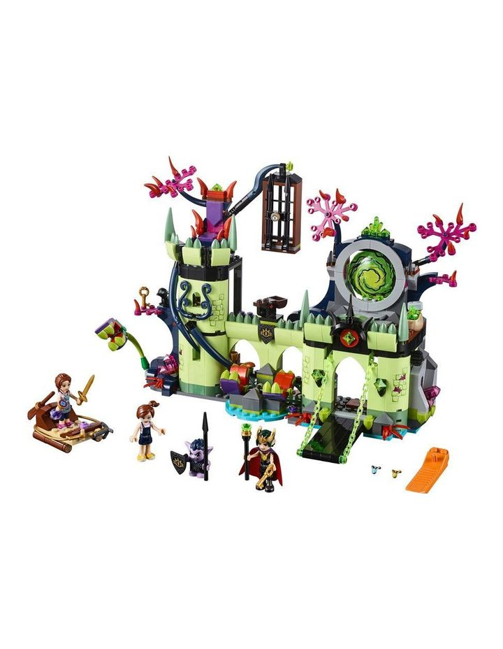 Elves Breakout from the Goblin King's Fortress 41188 image 2