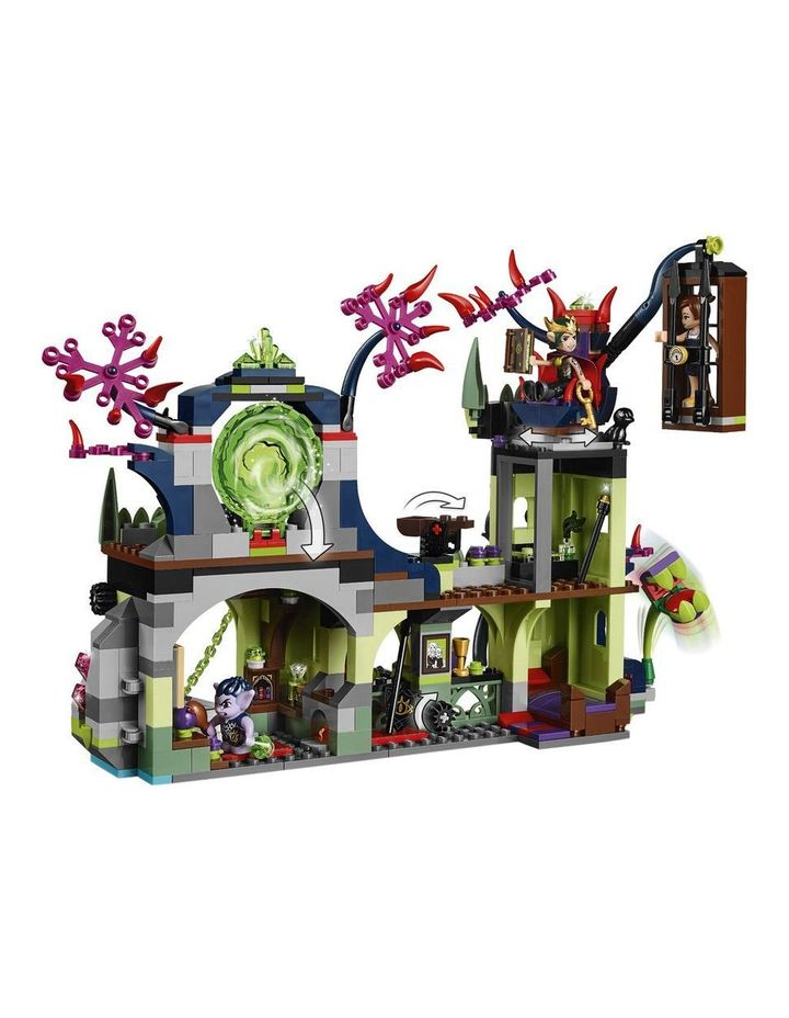Elves Breakout from the Goblin King's Fortress 41188 image 4
