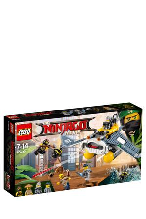 LEGO - Ninjago Movie Manta Ray Bomber 70609