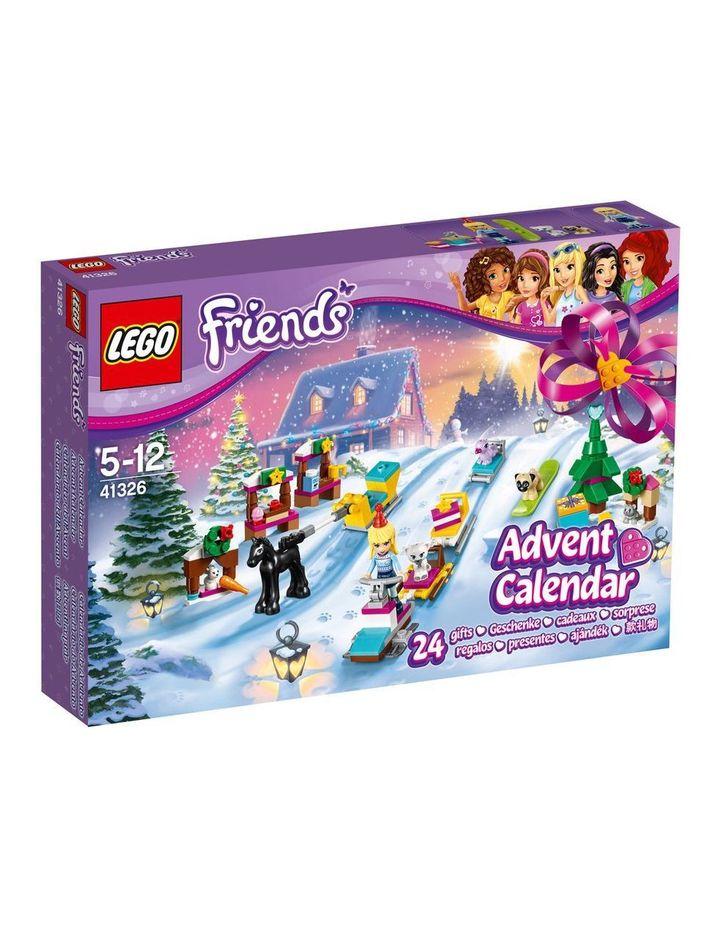 Friends Advent Calendar 41326 image 1