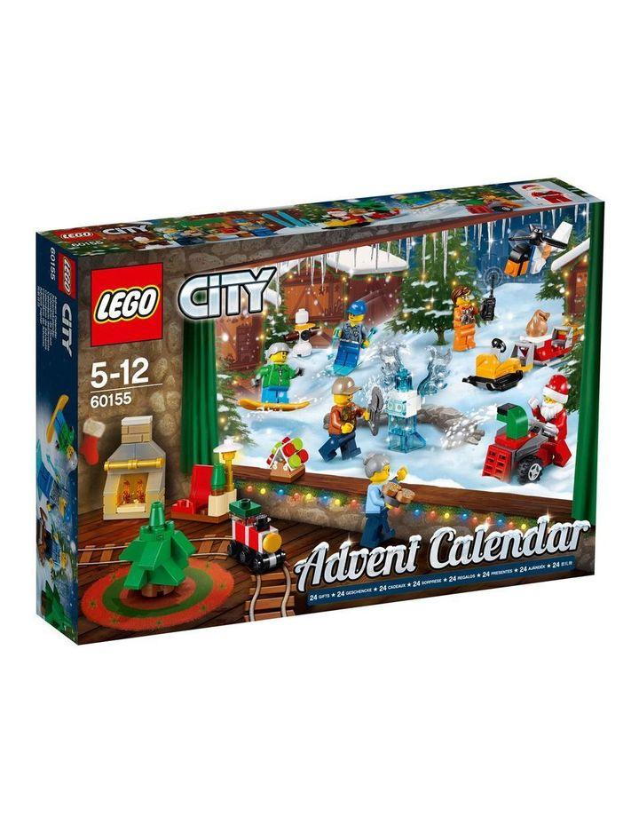 City Advent Calendar 60155 image 1