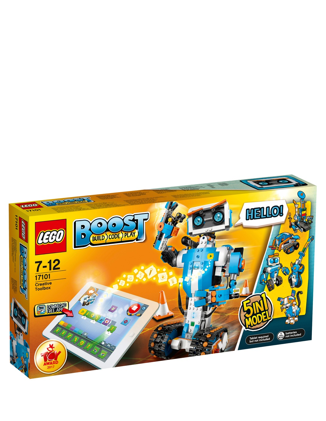 LEGO | Boost Creative Toolbox 17101 | Myer Online