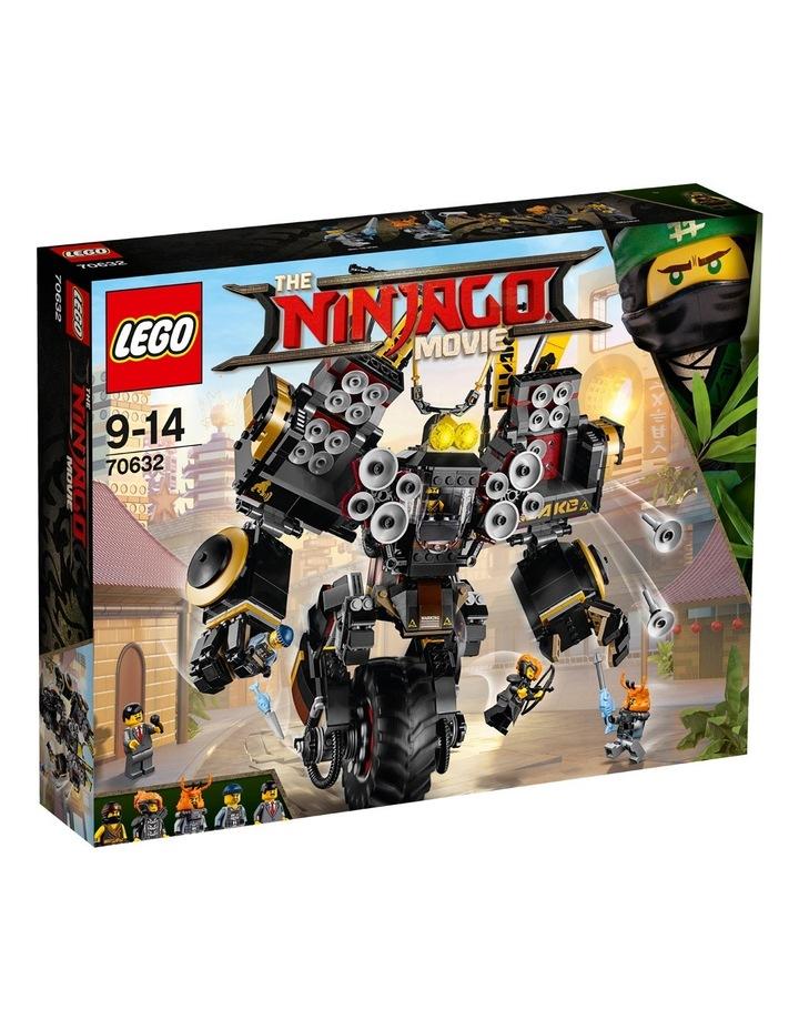 Ninjago Quake Mech 70632 image 1