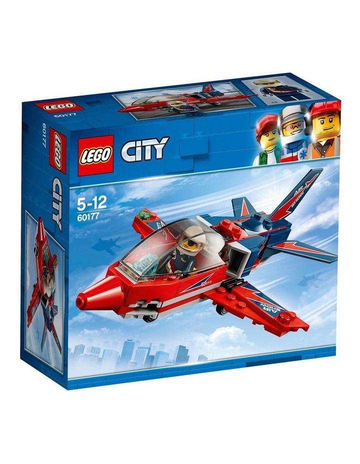 City Airshow Jet 60177 image 1