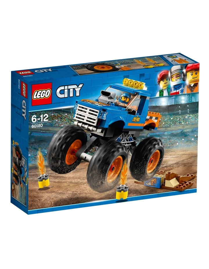 City Monster Truck 60180 image 1