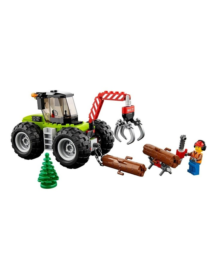City Forest Tractor 60181 image 3