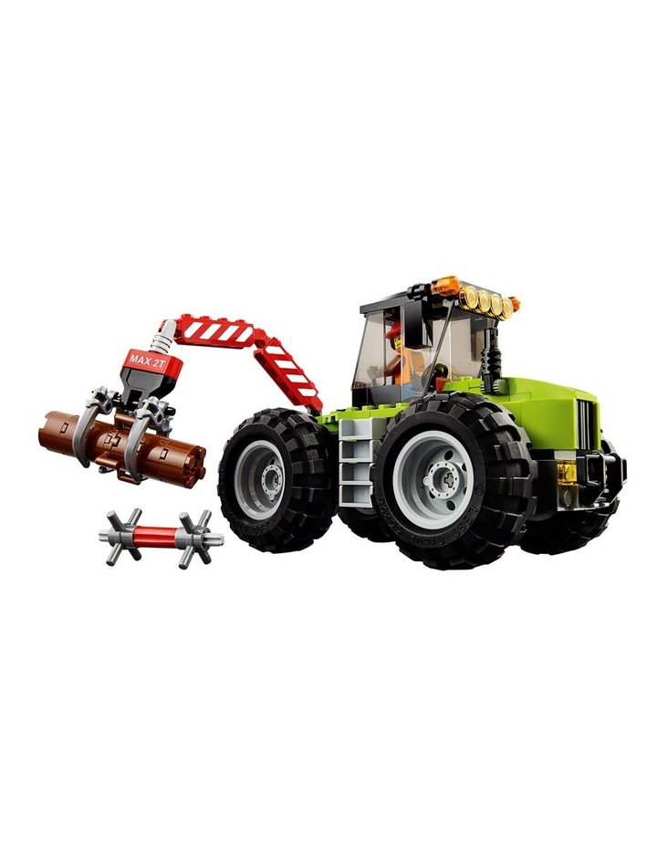 City Forest Tractor 60181 image 5
