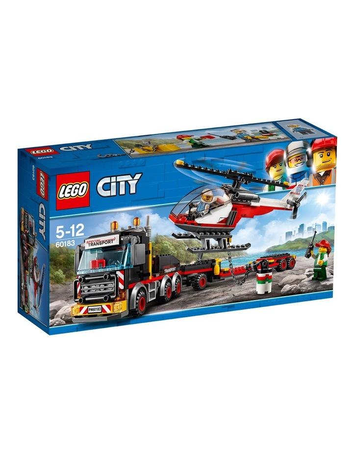 City Heavy Cargo Transport 60183 image 1