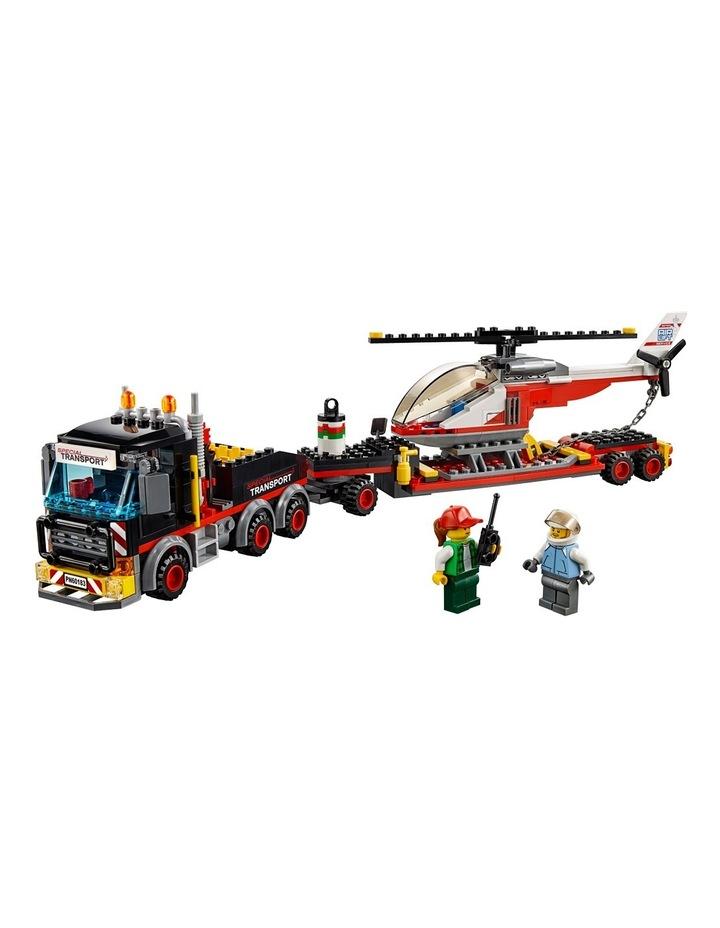 City Heavy Cargo Transport 60183 image 2