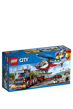LEGO - City Heavy Cargo Transport 60183