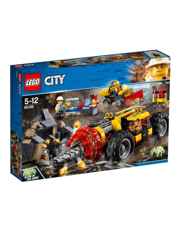City Mining Heavy Driller 60186 image 1
