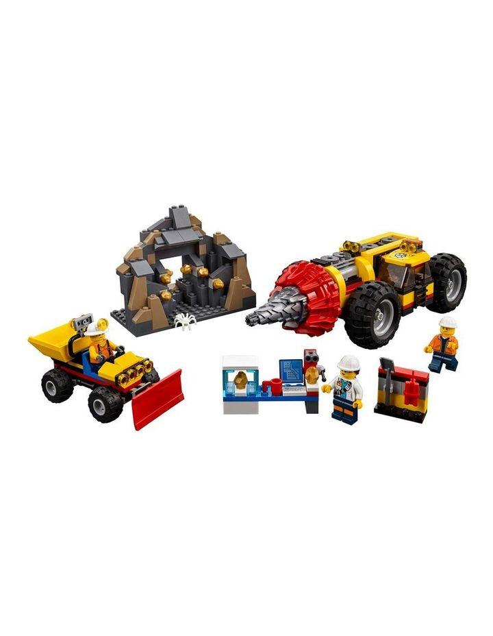 City Mining Heavy Driller 60186 image 2