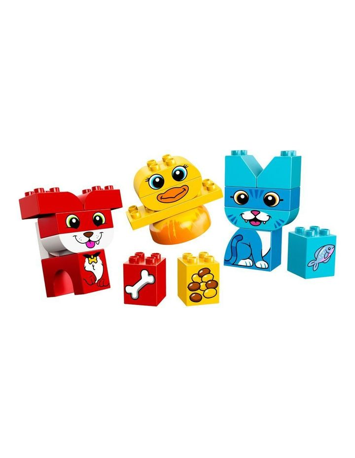 Duplo My First Puzzle Pets 10858 image 2
