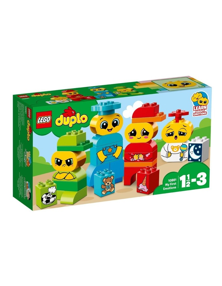Duplo My First Emotions 10861 image 1