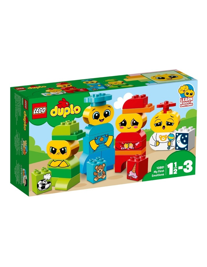 Duplo My First Emotions 10861 image 2