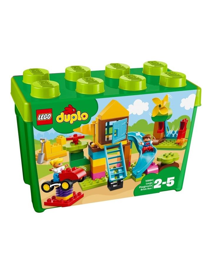 Duplo Large Playground Brick Box 10864 image 1 dca6414b9b98