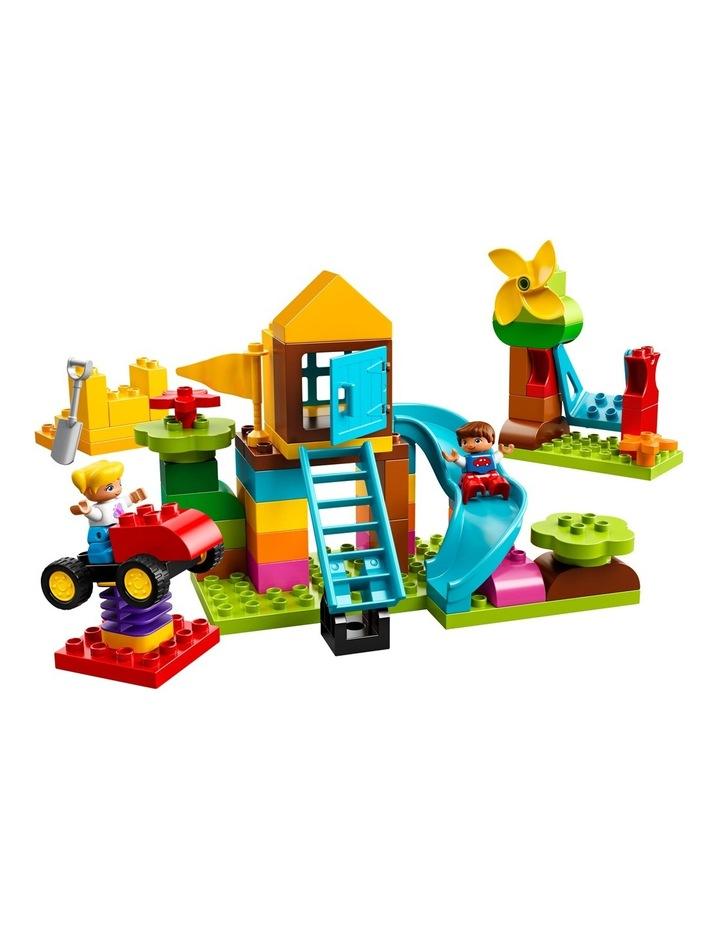 Duplo Large Playground Brick Box 10864 image 2