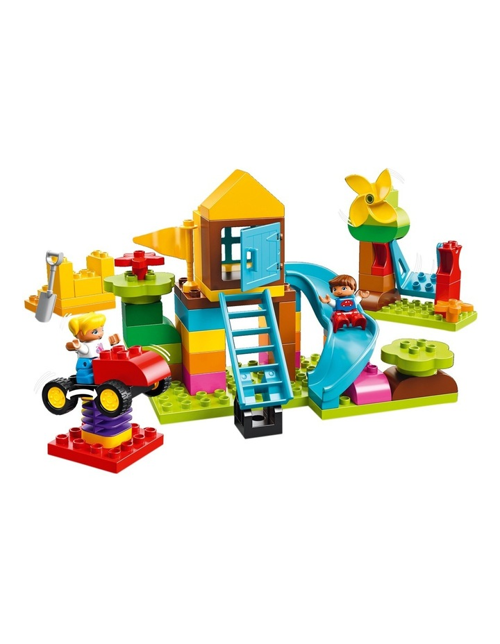 Duplo Large Playground Brick Box 10864 image 3