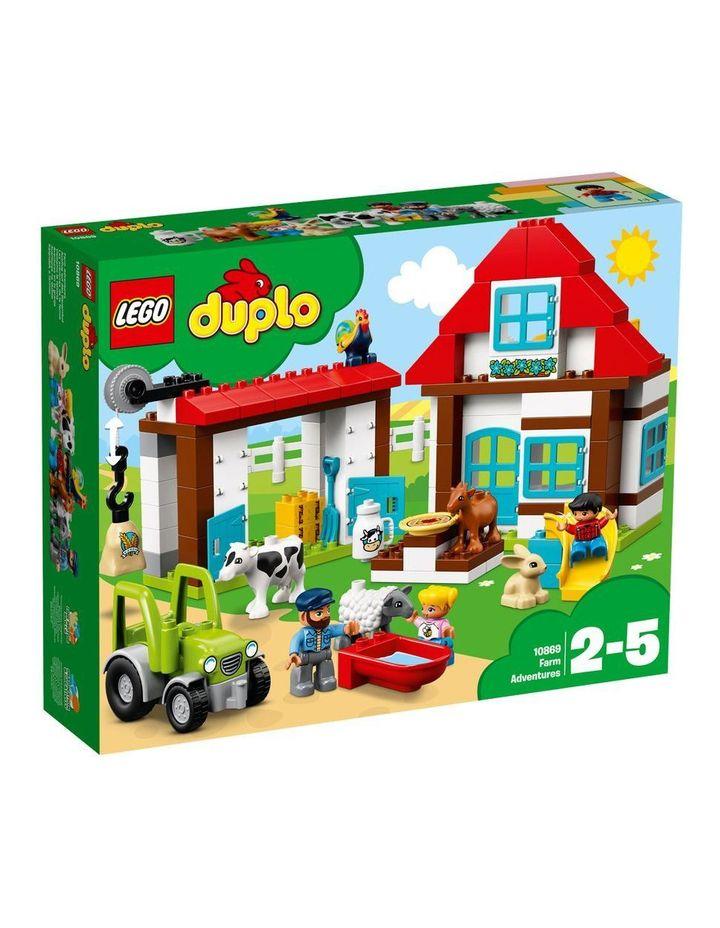 Duplo Farm Adventures 10869 image 1