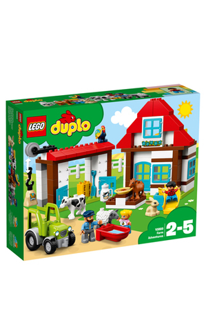 LEGO - Duplo Farm Adventures 10869