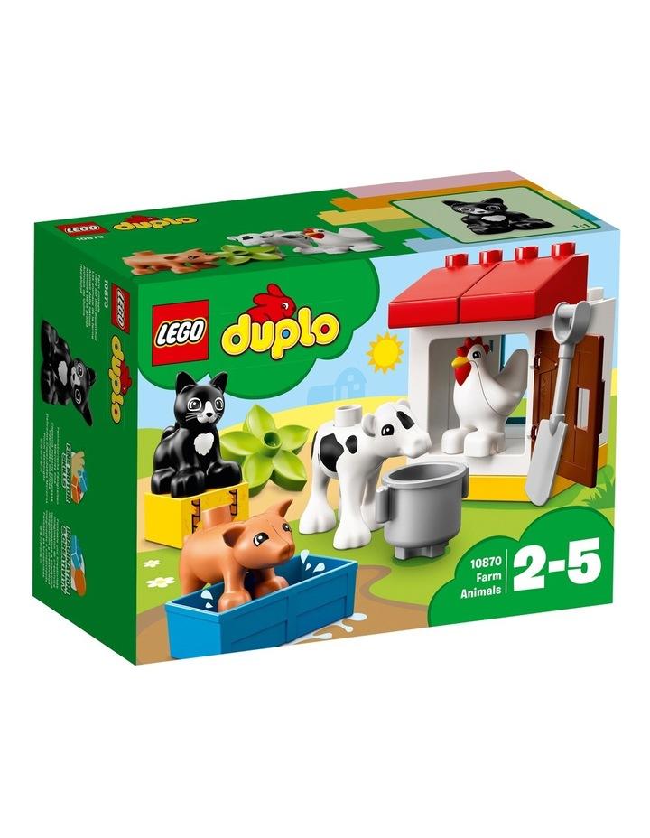 Duplo Farm Animals 10870 image 1