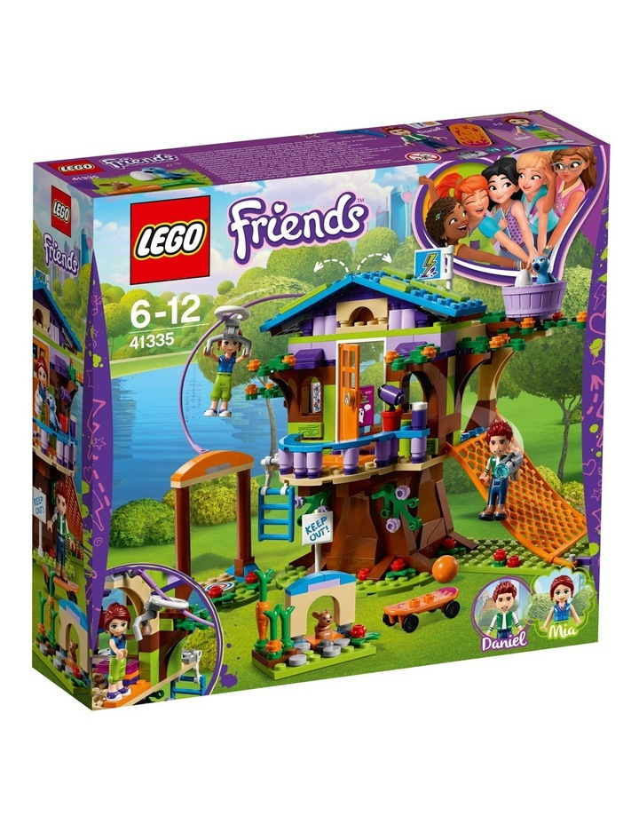 Friends Mias Tree House 41335 image 1