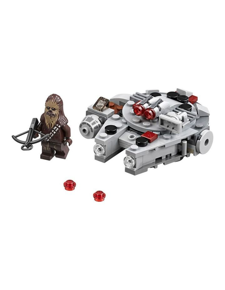 Star Wars Millennium Falcon Microfighter 75193 image 2
