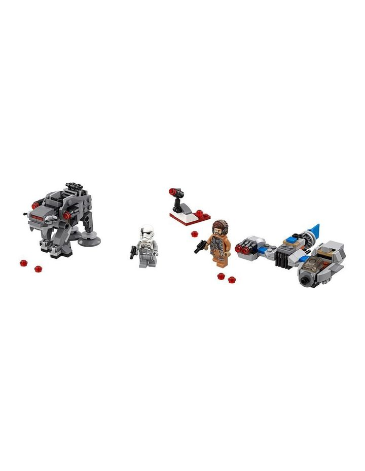 Star Wars First Order Ski Speeder 75195 image 2