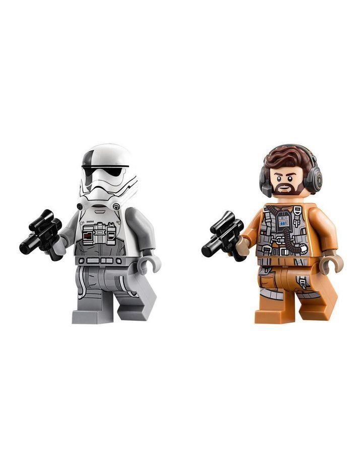Star Wars First Order Ski Speeder 75195 image 3