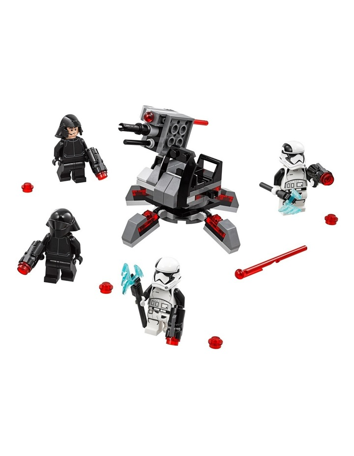 First Order Specialists Battle Pack 75197 image 2