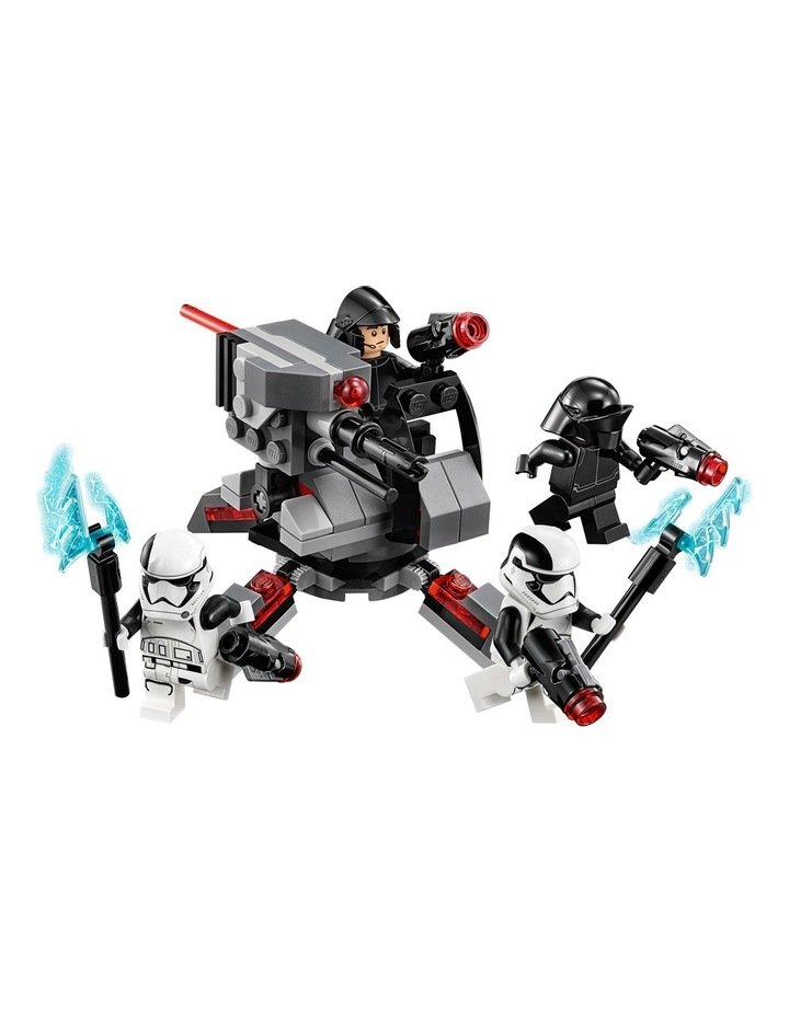 First Order Specialists Battle Pack 75197 image 3