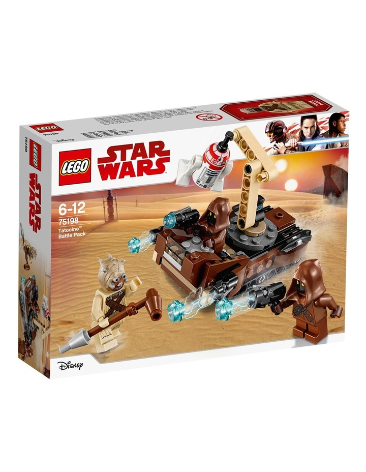Star Wars Tatooine Battle Pack 75198 image 1