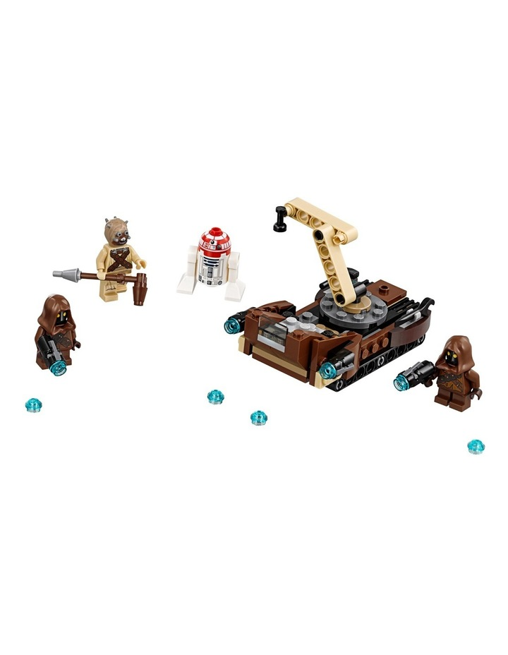 Star Wars Tatooine Battle Pack 75198 image 2