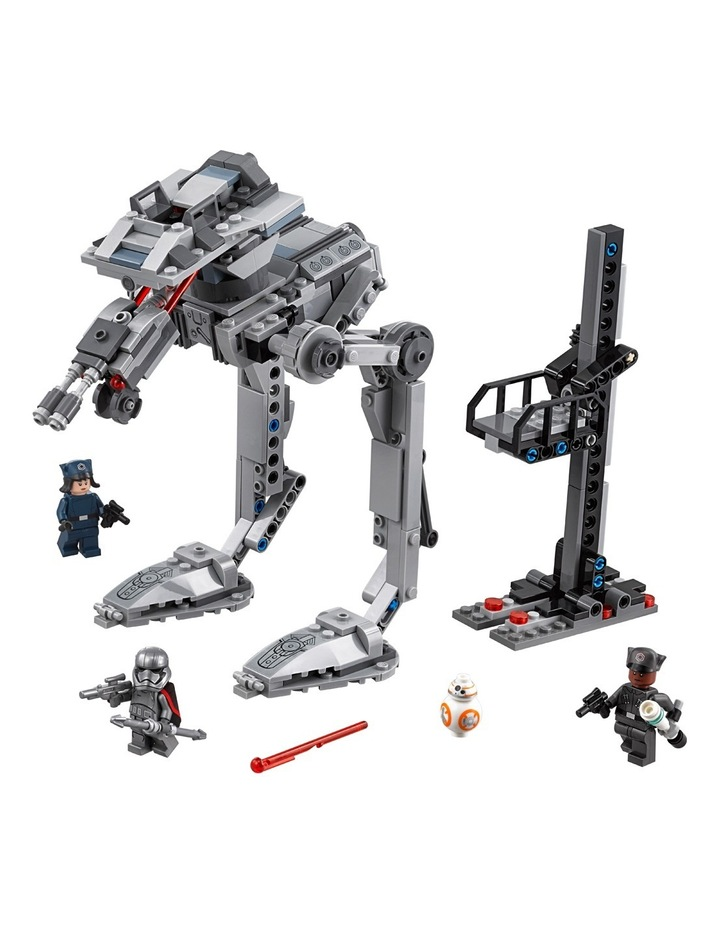 Star Wars First Order AT-ST 75201 image 2