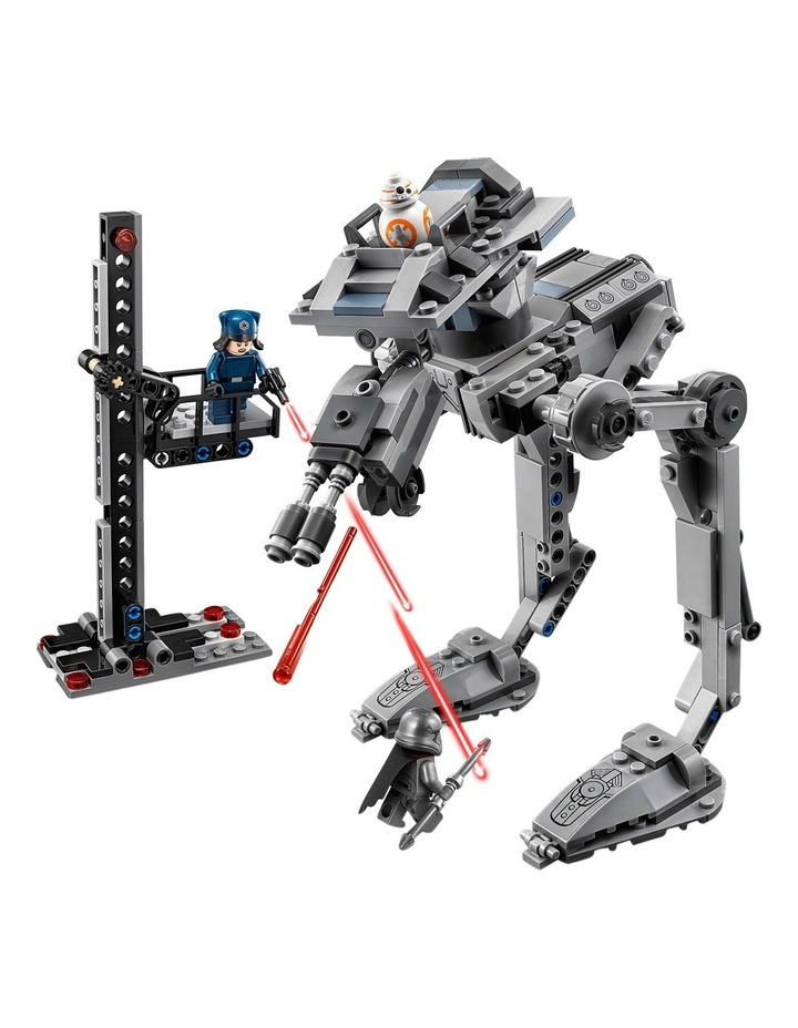 Star Wars First Order AT-ST 75201 image 3