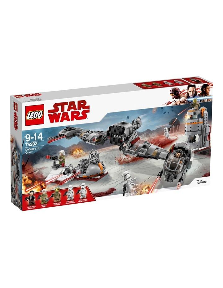 Star Wars Defense of Crait 75202 image 1