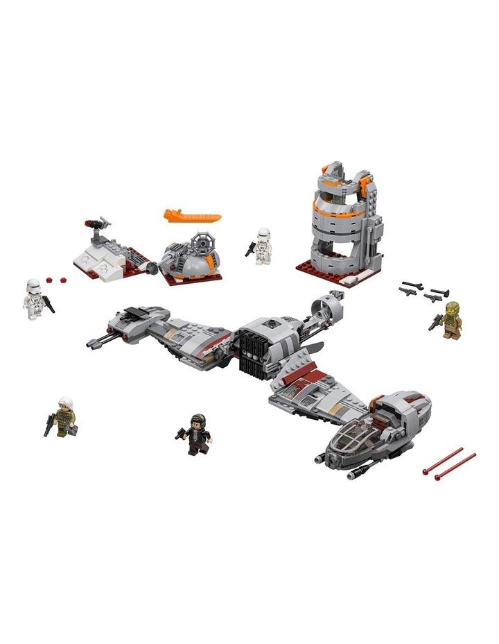 Star Wars Defense of Crait 75202 image 2