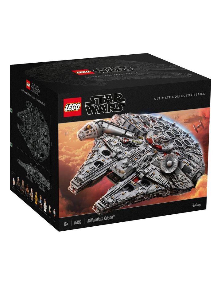Star Wars Millennium Falcon 75192 image 1