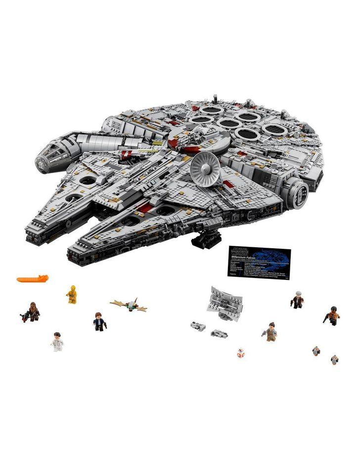 Star Wars Millennium Falcon 75192 image 2