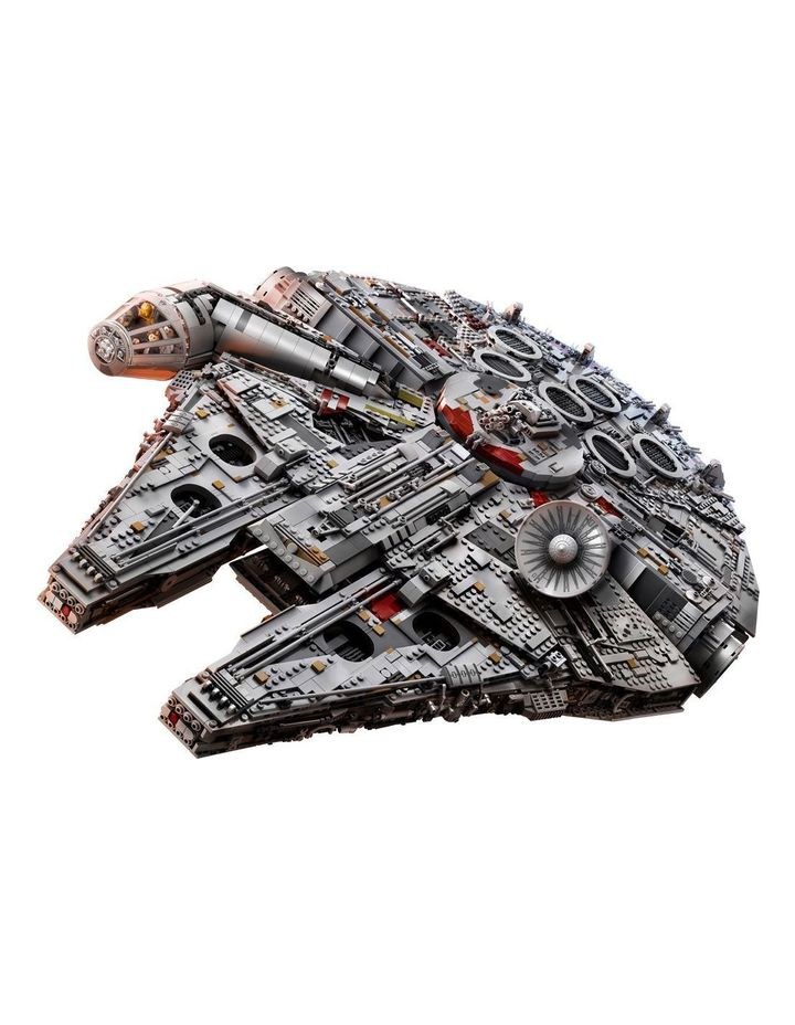 Star Wars Millennium Falcon 75192 image 4