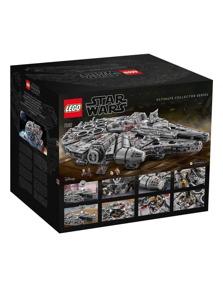 Star Wars Millennium Falcon 75192 image 6