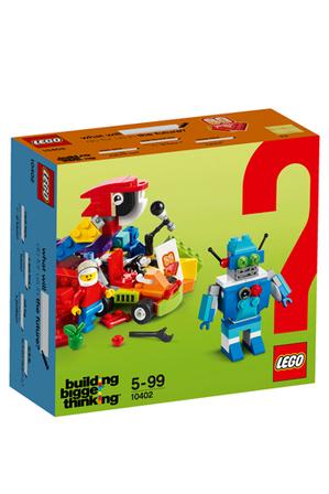 LEGO - Brick Box Fun Future 10402