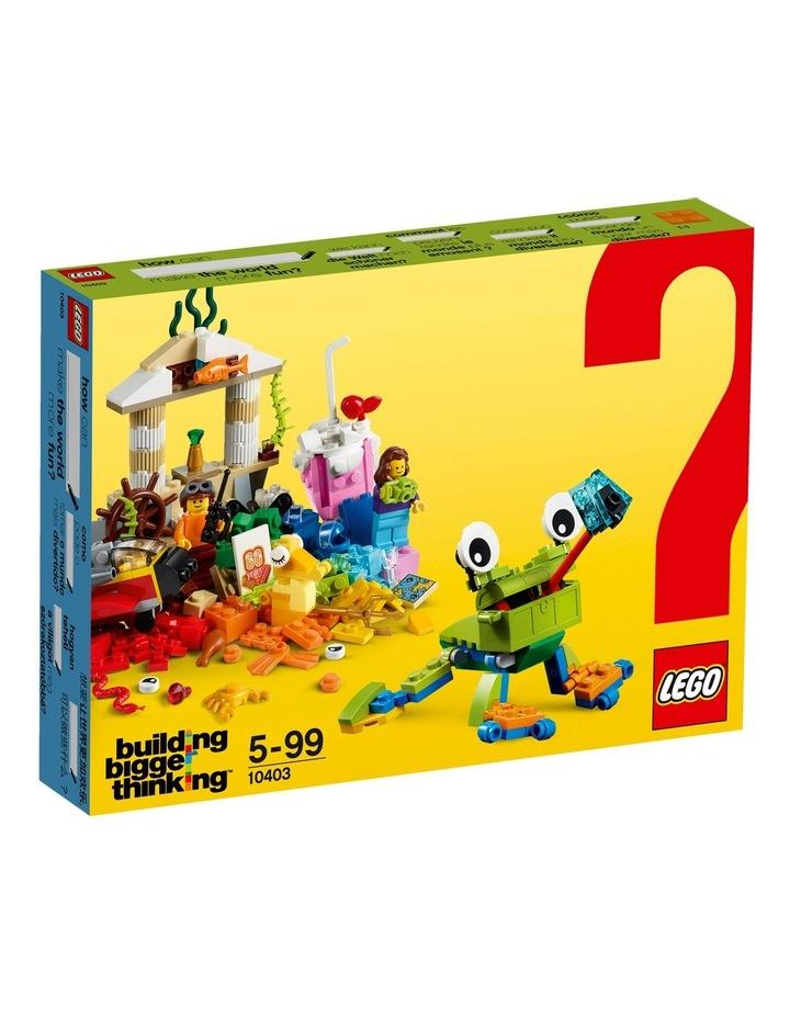 Brick Box World  Fun 10403 image 1