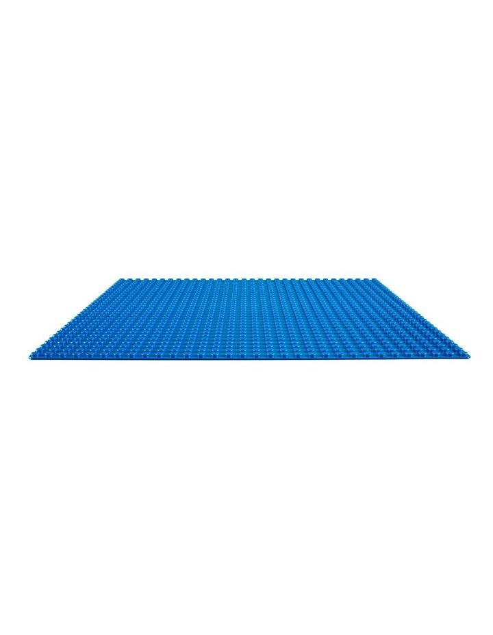 Blue Baseplate 10714 image 3