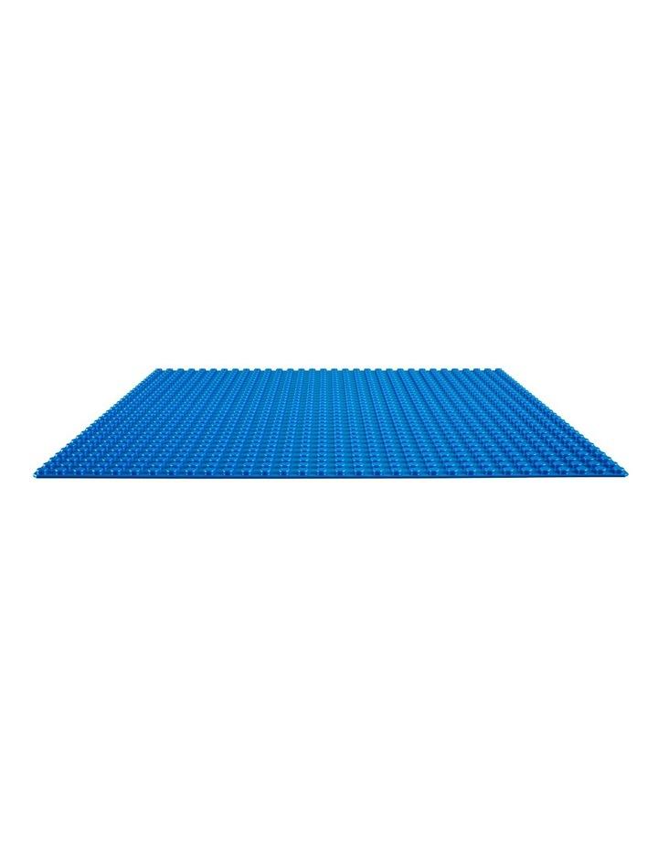 Blue Baseplate 10714 image 4