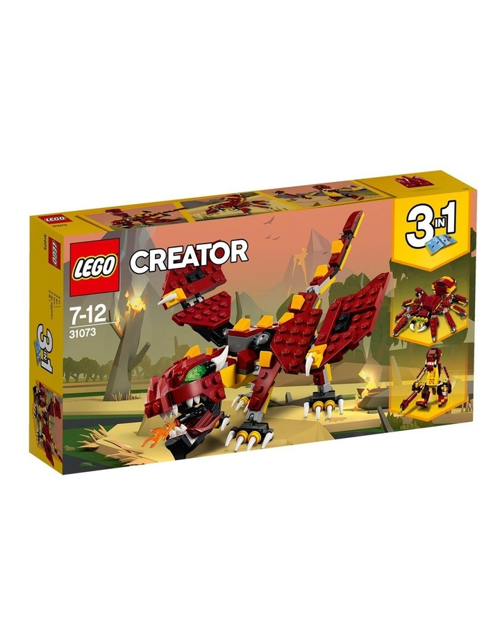 Creator Mythical Creatures 31073 image 1