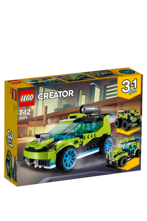 LEGO - Creator Rocket Rally Car 31074