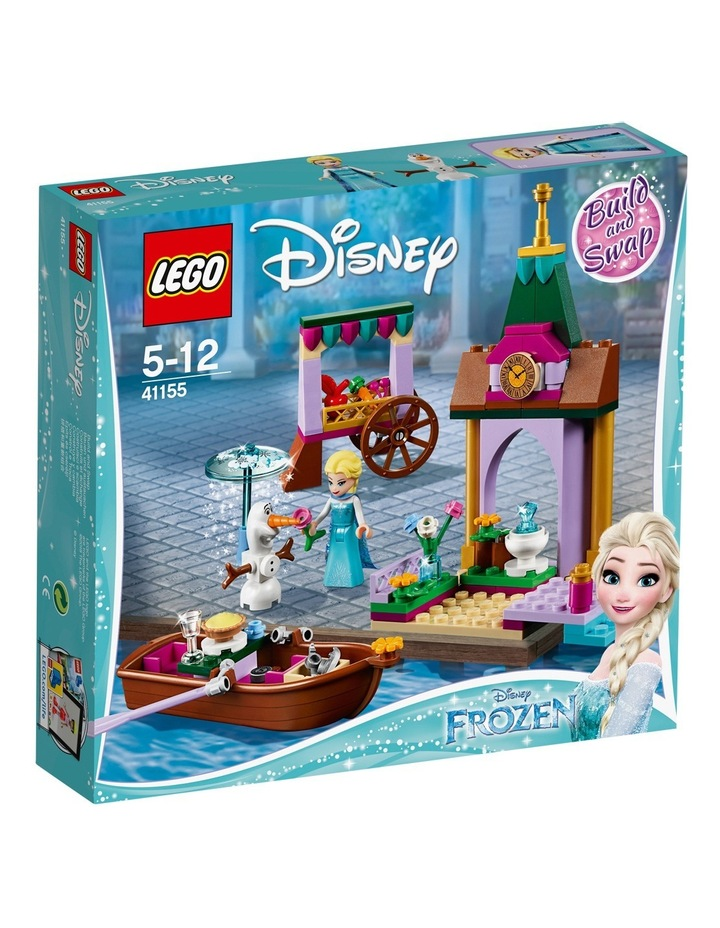 Disney Frozen Elsa's Market Adventure 41155 image 1