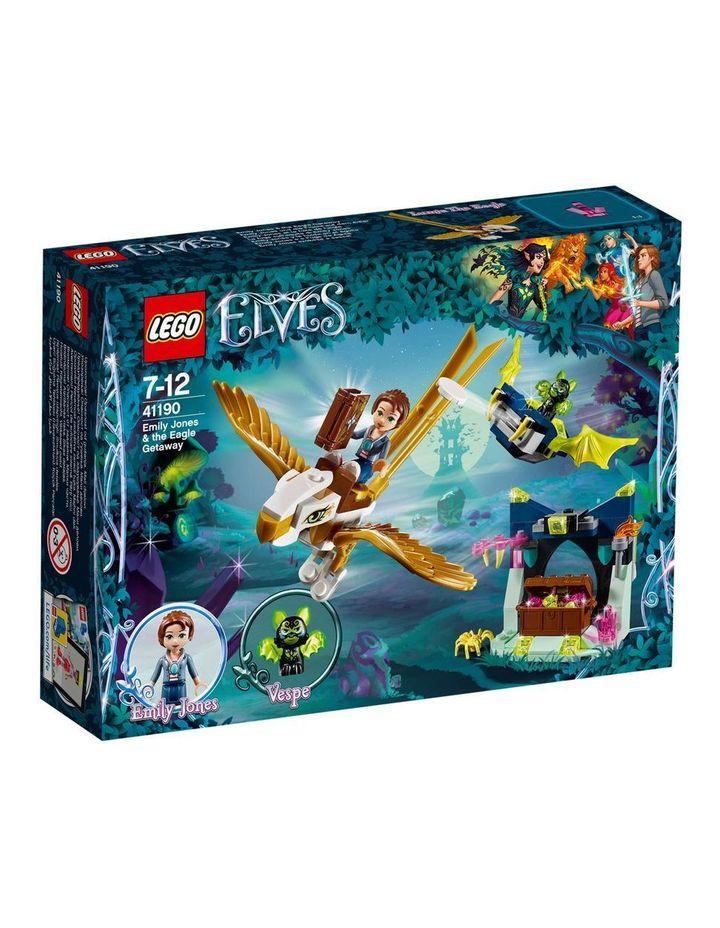 Elves Emily Jones & the Eagle Getaway 41190 image 1